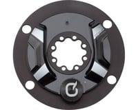 SRAM Quarq DFour PowerMeter Crank Spider Assembly 8-Bolt 110mm Shimano Asymmetric BCD