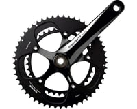 SRAM Apex Crankset - 175mm, 10-Speed, 50/34t, 110 BCD, GXP Spindle Interface, Bl