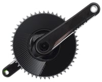 SRAM Red D1 AXS Aero Crankset (Black) (1 x 12 Speed) (DUB Spindle)