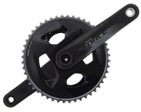 SRAM Force AXS Crankset (Black) (2 x 12 Speed) (GXP Spindle)