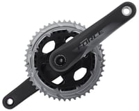 Image 2 for SRAM Force AXS 12-Speed Crankset (Black) (GXP) (170mm) (48-35T)