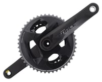 Image 1 for SRAM Force AXS 12-Speed Crankset (Black) (GXP) (175mm) (46-33T)