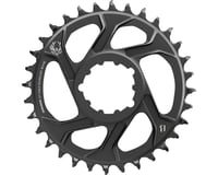 SRAM X-Sync 2 Eagle Direct Mount BB30/GPX Chainring (Black) (6mm Offset) (30T) | relatedproducts