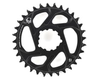 Image 1 for SRAM X-Sync 2 Eagle Chainring Direct Mount Boost (Black) (3mm Offset) (32T)
