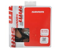 Image 4 for SRAM X-Sync 2 Eagle Direct Mount Chainring (Black/Gold) (6mm Offset) (30T)
