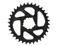 Image 2 for SRAM X-Sync 2 Eagle Direct Mount Chainring (Black/Gold) (6mm Offset) (34T)