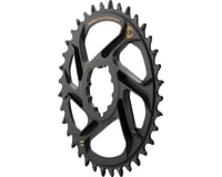 SRAM X-Sync 2 Eagle Direct Mount Chainring (Black/Gold) (6mm Offset) (36T) | relatedproducts