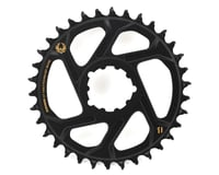 Image 1 for SRAM X-Sync 2 Eagle Direct Mount Chainring (Black/Gold) (Boost) (3mm Offset) (34T)