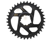 Image 2 for SRAM X-Sync 2 Eagle Direct Mount Chainring (Black/Gold) (Boost) (3mm Offset) (36T)