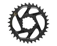 SRAM X-Sync 2 Eagle SL DM Chainring (Black/Gold Logo) (Boost) (3mm Offset)