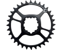 Image 1 for SRAM X-Sync 2 Eagle Steel Direct Mount Chainring (6mm Offset) (32T)