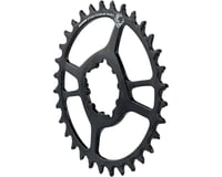 Image 2 for SRAM X-Sync 2 Eagle Steel Direct Mount Chainring (6mm Offset) (34T)