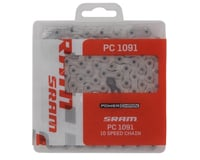 Image 2 for SRAM Force PC-1091 Chain w/Powerlock (Silver) (10 Speed) (114 Link)