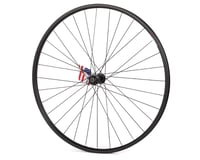 Sta-Tru Alloy Front Road Wheel (Black) (Quick Release)