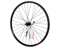 Sta-Tru Quick Release Rear Wheel (Black) (700) (5-8 Speed Freewheel) (32 Spokes)