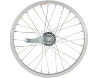 """Image 3 for Sta-Tru Rear Wheel 16"""" Coaster Brake, 28 Spokes, Steel Rim, Bolt-on Axle, Includ"""