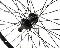 Image 2 for Sta-Tru ST735 Alloy Road Rear Wheel (QR) (6/7 Speed) (Black)
