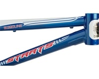 """Image 2 for Staats Bloodline Continental BMX Race Frame - Mini, 17.5"""" TT, French Blue, Black"""