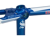 """Image 3 for Staats Bloodline Continental BMX Race Frame - Mini, 17.5"""" TT, French Blue, Black"""
