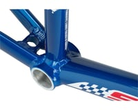 """Image 5 for Staats Bloodline Continental BMX Race Frame - Mini, 17.5"""" TT, French Blue, Black"""