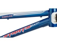"""Image 2 for Staats Bloodline Continental BMX Race Frame - Expert, 19.5"""" TT, French Blue, Bla"""