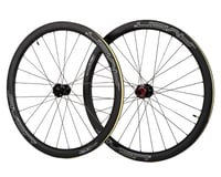 Stans Avion Team Carbon Disc Wheelset (700c) (15 x 100/12 x 142) (6-Bolt)