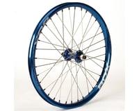 Stealth Custom Stealth/Box Front Wheel (Blue/Silver/Blue)