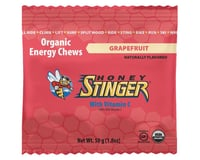 Honey Stinger Organic Energy Chews (Grapefruit)
