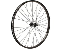 "Stolen Rampage 26"" Cruiser Front Wheel (Black)"