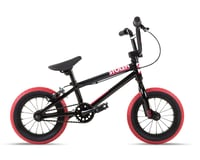 "Stolen 2021 Agent 12"" BMX Bike (13.25"" Toptube) (Black/Dark Red)"