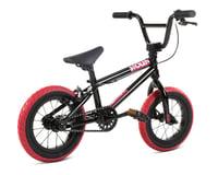 """Image 2 for Stolen 2021 Agent 12"""" BMX Bike (13.25"""" Toptube) (Black/Dark Red)"""