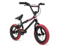 """Image 3 for Stolen 2021 Agent 12"""" BMX Bike (13.25"""" Toptube) (Black/Dark Red)"""
