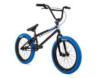 """Image 3 for Stolen 2021 Agent 18"""" BMX Bike (18"""" Toptube) (Black/Dark Blue)"""
