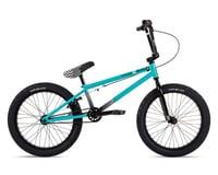 """Stolen 2021 Compact 20"""" BMX Bike (19.25"""" Toptube) (Caribbean Green)"""