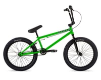"Stolen 2021 Casino 20"" BMX Bike (20.25"" Toptube) (Gang Green)"