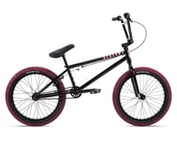 "Stolen 2021 Casino XL 20"" BMX Bike (21"" Toptube) (Black/Blood Red)"