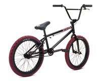 """Image 2 for Stolen 2021 Casino XL 20"""" BMX Bike (21"""" Toptube) (Black/Blood Red)"""