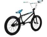 """Image 2 for Stolen 2021 Stereo 20"""" BMX Bike (20.75"""" Toptube) (Black/Swat Blue Camo)"""