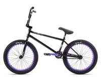 "Stolen 2021 Sinner FC XLT 20"" BMX Bike (21"" Toptube) (Black/Violet) 