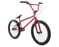"""Image 3 for Stolen 2021 Spade 22"""" BMX Bike (22.25"""" Toptube) (Metallic Red)"""