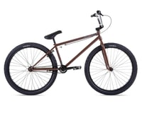 "Stolen 2021 Zeke 26"" BMX Bike (22.25"" Toptube) (Dark Chocolate/Chrome)"