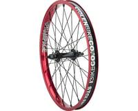 "Stolen Rampage Front Wheel (Black/Red) (20 x 1.75"")   alsopurchased"
