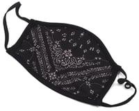 Stolen Bandana Protective Face Mask (Black) (2-Ply)