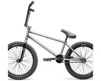 "Stranger 2021 Level CS BMX Bike (20.75"" Toptube) (Matte Raw)"