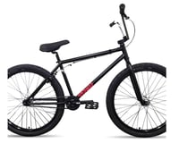 "Stranger 2021 Creeper 26"" BMX Bike (Matte Black/Chrome)"
