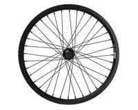 Stranger Crux V2 Front Wheel (Black)