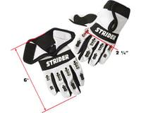 Image 2 for Strider Sports Adventure Riding Gloves (White/Black) (XS)