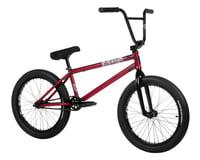 """Image 1 for Subrosa 2020 Malum BMX Bike (21"""" Toptube) (Matte Trans Red)"""
