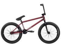 "Subrosa 2021 Matt Ray Novus BMX Bike (21"" Toptube) (Matte Translucent Red)"