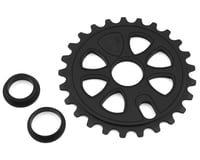 Subrosa Petal Sprocket (Matte Black)